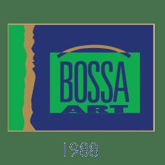 Logotipo Bossaart 1988