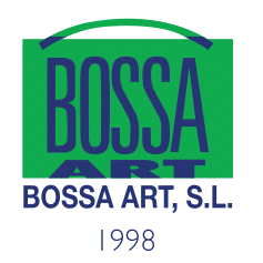Logotipo Bossaart 1998